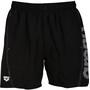 arena Fundamentals Arena Logo Schwimm-Boxershorts Herren black/white