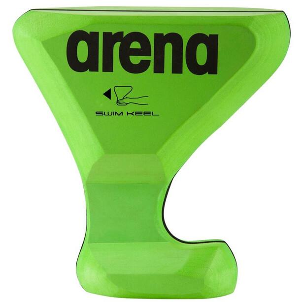 arena Swim Keel black/acid lime
