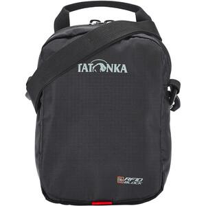 Tatonka Check In Umhängetasche RFID schwarz schwarz