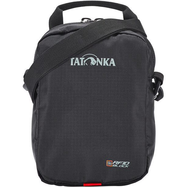 Tatonka Check In Umhängetasche RFID schwarz