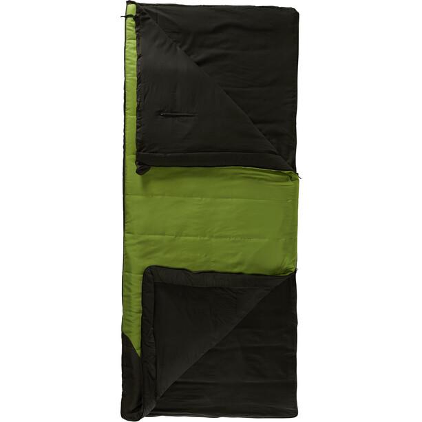 Nordisk Hjalmar +10° Schlafsack XL peridot green/black