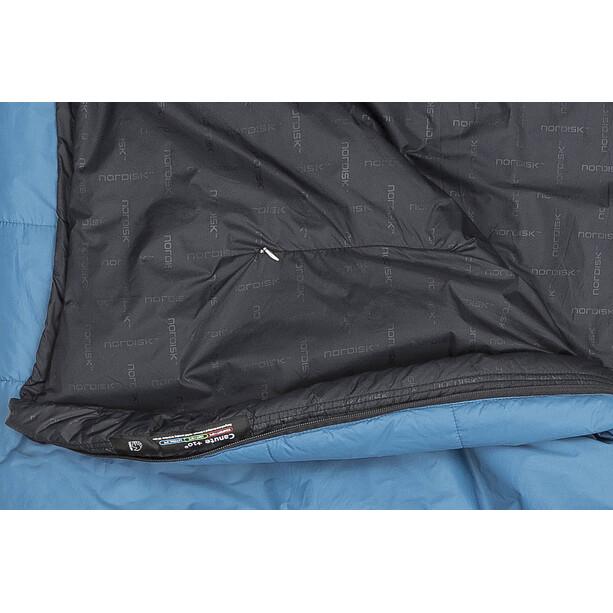 Nordisk Canute +10° Schlafsack M real teal/black