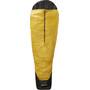 Nordisk Oscar +10° Schlafsack L mustard yellow/black