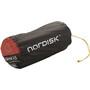 Nordisk Vanna 2.5 Selbstaufblasende Matte burnt red/black