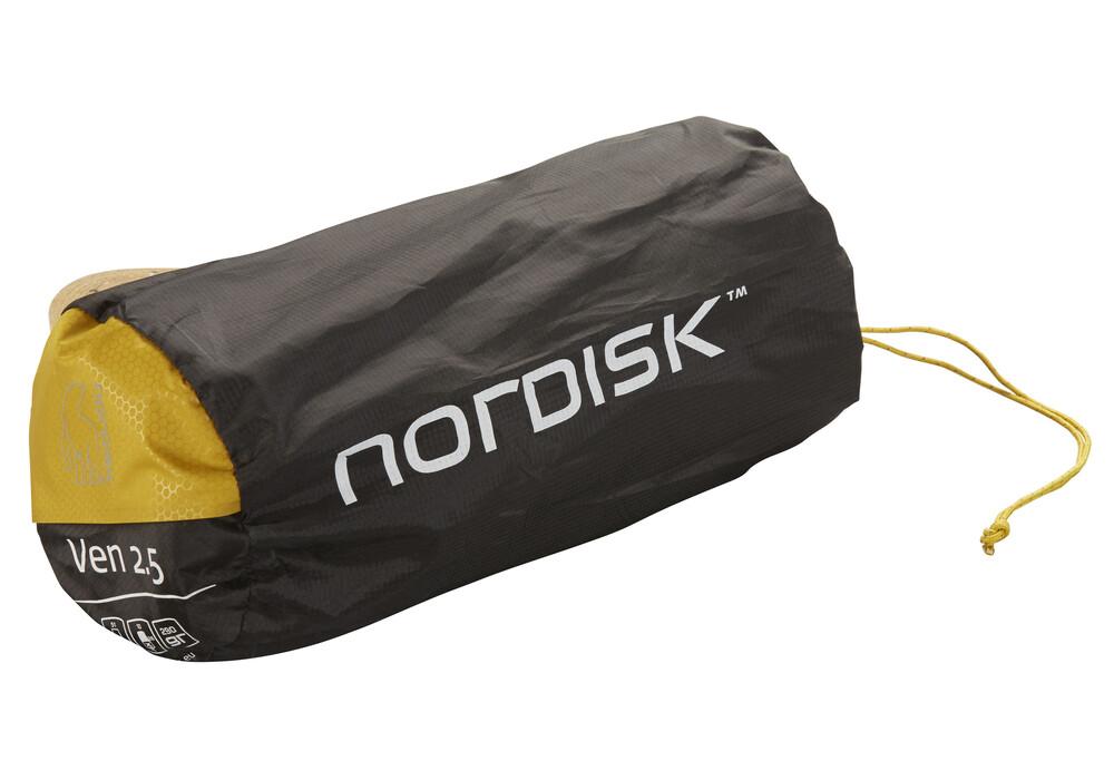 nordisk ven 2 5 matelas jaune noir boutique de v los en ligne. Black Bedroom Furniture Sets. Home Design Ideas