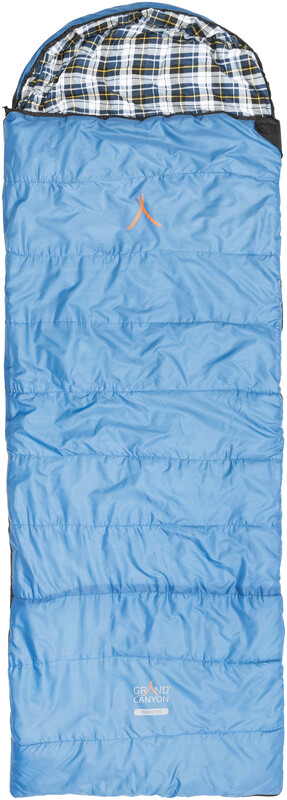 Grand Canyon Valdez 205 Blanket blue/black  2018 Schlafsäcke
