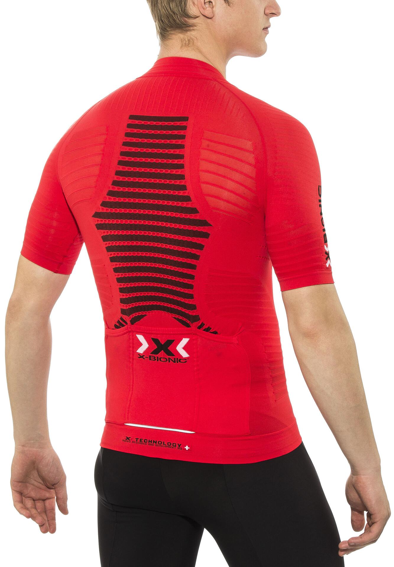e005a0f1c6 bianca Abbigliamento ciclismo MAGLIA CICLISMO ASICS SWEAT FULL ZIP BIKE  uomo rosso