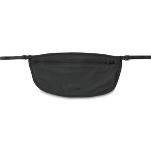 Pacsafe Coversafe S100 Geheime Hüfttasche schwarz schwarz