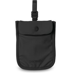 Pacsafe Coversafe S25 Geheimer BH-Beutel schwarz schwarz