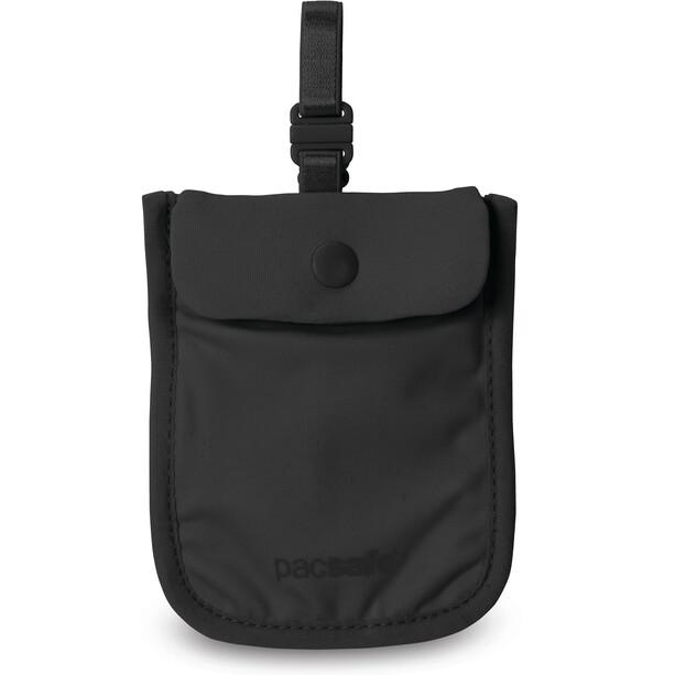 Pacsafe Coversafe S25 Geheimer BH-Beutel schwarz