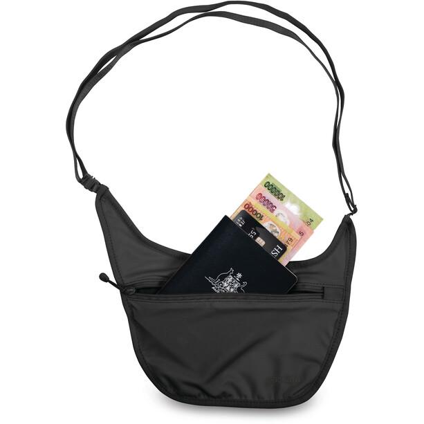 Pacsafe Coversafe S80 Geheime Körpertasche schwarz
