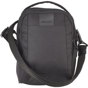Pacsafe Metrosafe LS100 Crossbody-laukku, musta musta