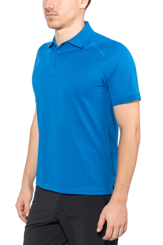 High Colorado Seattle Poloshirt Herren blau Poloshirts M 1020135003