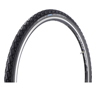 "SCHWALBE Land Cruiser Plus Active PunctureGuard タイヤ 28"", wire bead, リフレックス"