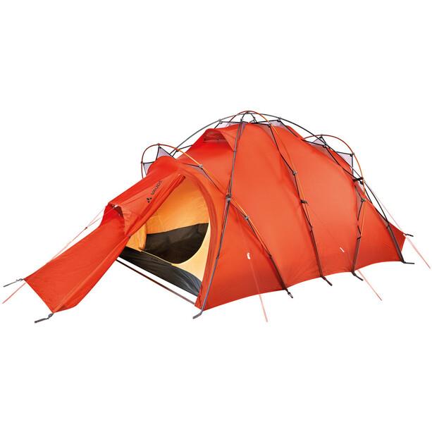 VAUDE Power Sphaerio Tente 3P, orange
