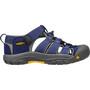 Keen Newport H2 Sandals Barn blue depths/gargoyle