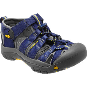 Keen Newport H2 Sandals Ungdomar blue depths/gargoyle blue depths/gargoyle