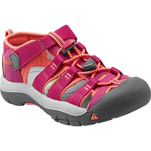 Keen Newport H2 Sandals Ungdomar very berry/fusion coral very berry/fusion coral