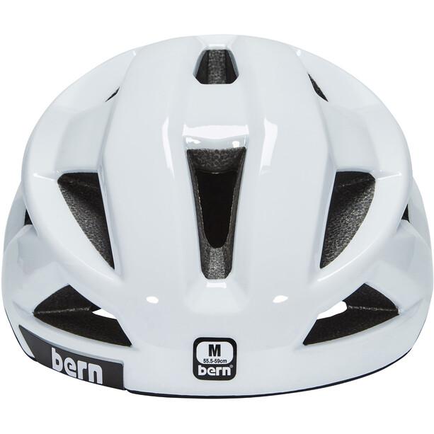 Bern FL-1 Pavé MIPS Helmet glossy white