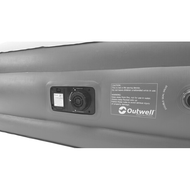 Outwell Flock Superior Single Luftbett with built-in Pump