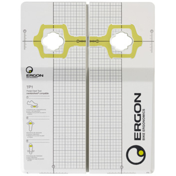 Ergon TP1 Pedal Cleat Tool für Crankbrothers