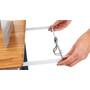 Outwell Padres Küchentisch mit Bamboo Tischplatte