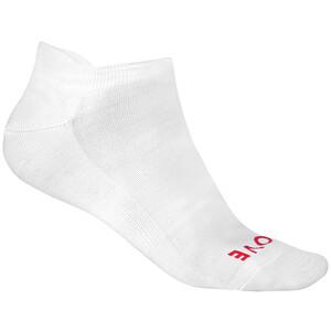 GripGrab Classic No Show Socks white white