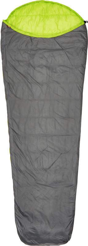 Carinthia G 90 Schlafsack M grey/lime Kunstfaserschlafsäcke Reißverschluss links SS 95001