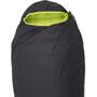 Carinthia G 145 Schlafsack L black/lime