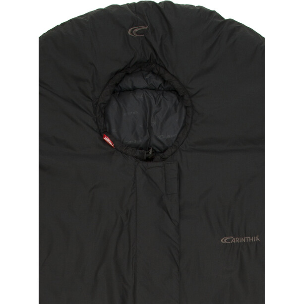 Carinthia XP Top Schlafsack L black/black