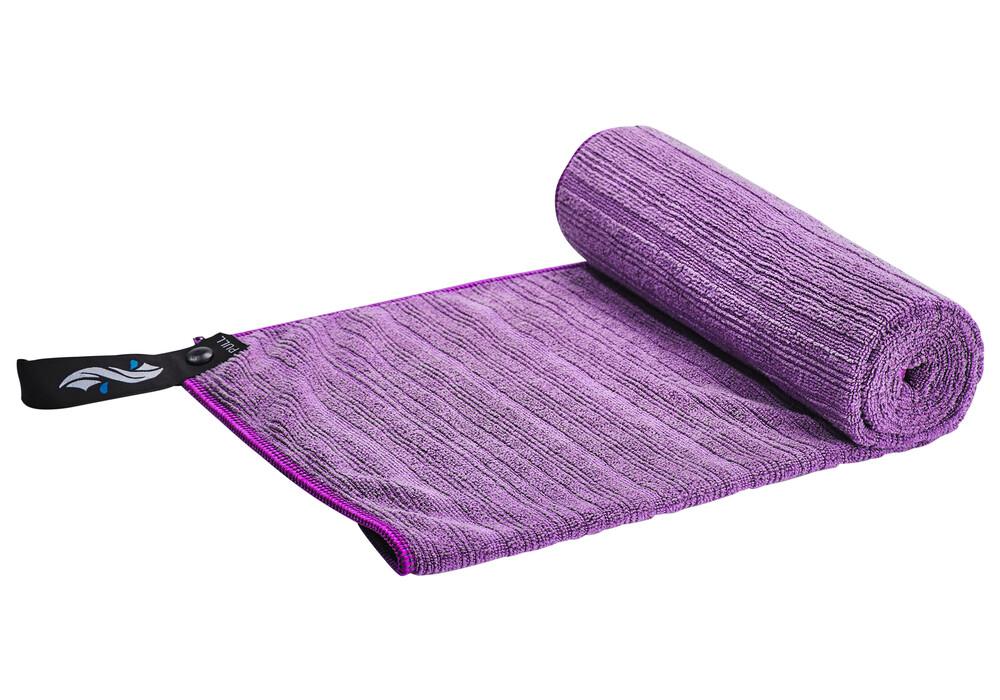 packtowl luxe serviette de bain l violet sur. Black Bedroom Furniture Sets. Home Design Ideas