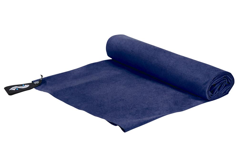 packtowl ultralite serviette de bain xxl bleu sur. Black Bedroom Furniture Sets. Home Design Ideas