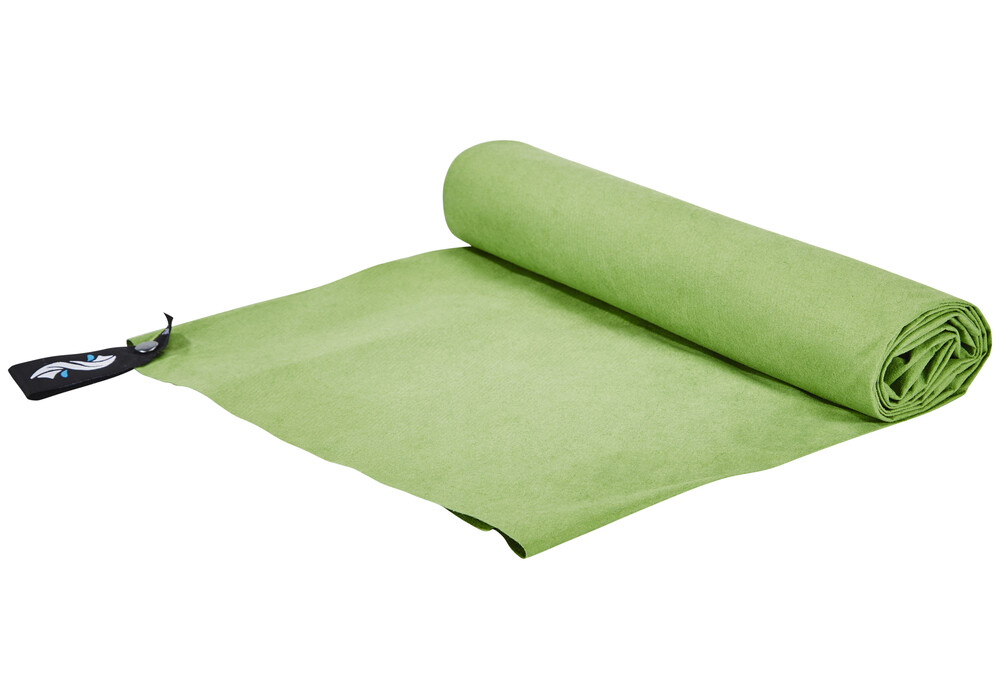 packtowl ultralite serviette de bain xxl vert sur. Black Bedroom Furniture Sets. Home Design Ideas