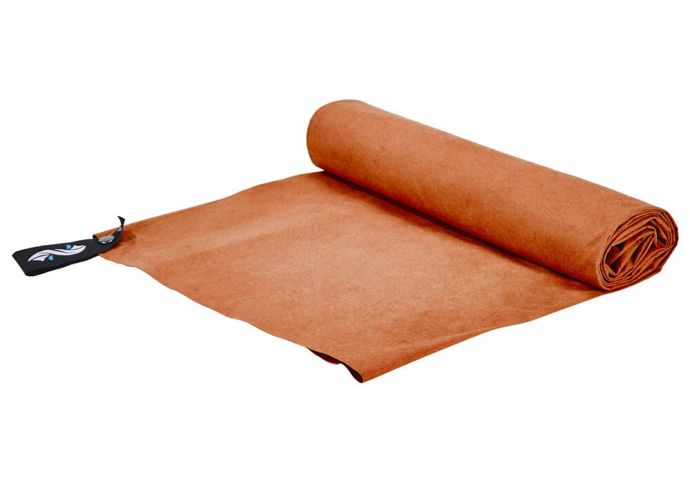 packtowl ultralite serviette de bain xxl orange sur. Black Bedroom Furniture Sets. Home Design Ideas