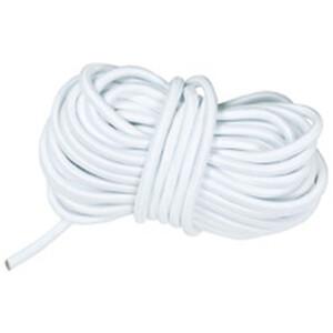 Lafuma Mobilier Gummischnur 8m für RSXA + Siesta weiß weiß