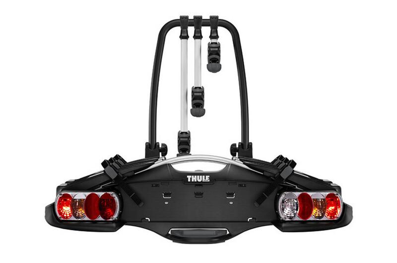 Thule Velo Compact Heckträger 13 Pin für 3 Fahrräder Heckträger 926