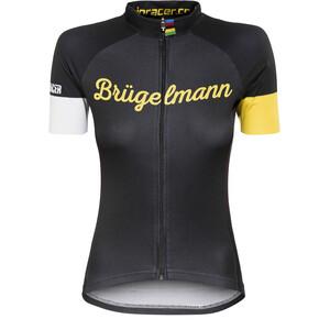 Brügelmann Bioracer Classic Race Trikot Damen schwarz schwarz