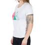 POLER Venn T-Shirt Damen weiß