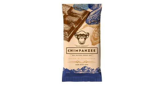 chimpanzee energy bar vegan datteln schokolade 55g online bestellen bei. Black Bedroom Furniture Sets. Home Design Ideas
