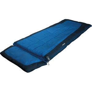 High Peak Camper Schlafsack blau/dunkelblau blau/dunkelblau