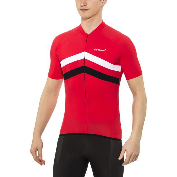De Marchi Superleggera Kortärmad cykeltröja Herr red