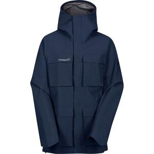 Norrøna Svalbard Gore-Tex Jacket Herr blå blå