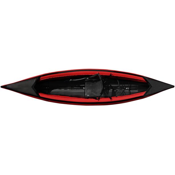 nortik scubi 1 XL Kajak rot/schwarz