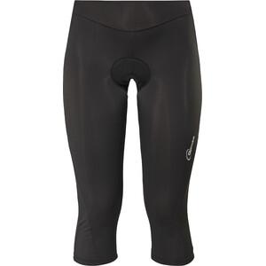 Gonso Lecce Bike Hose 3/4 Damen schwarz schwarz
