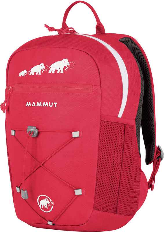 Mammut Kids First Zip Bagpack 16L light carmine  2018 Reisesekker