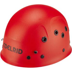 Edelrid Ultralight Helm Kinder red red