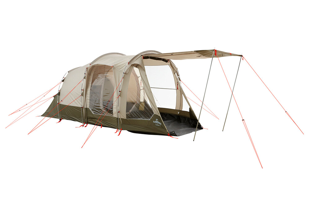 Nomad cabin 3 tent beige at for What is a tent cabin
