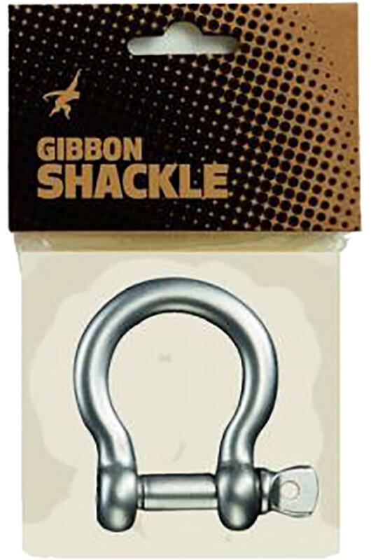 GIBBON Shackles Slackline  2018 Slakkline sett