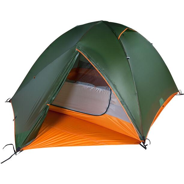 Nigor Guam 2 Tent willow bough/burnt orange
