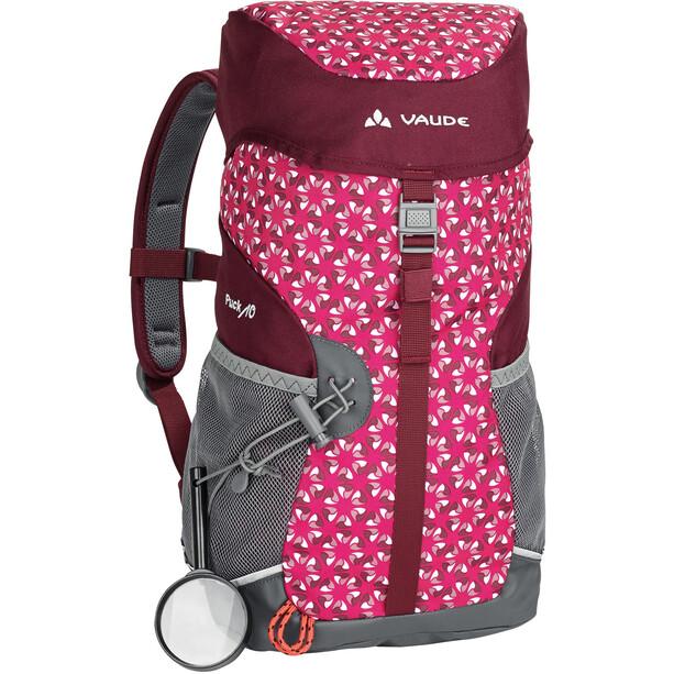VAUDE Puck 10 Backpack Barn grenadine